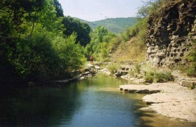 My dear river