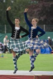 Scotland dancing